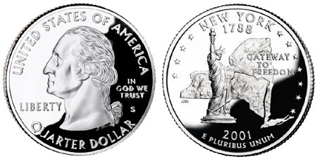 2015 America the Beautiful Quarters - Release Dates and Images ...
